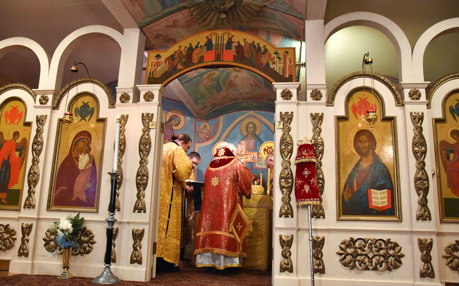 St Gregory of Nyssa<br/>Orthodox Church
